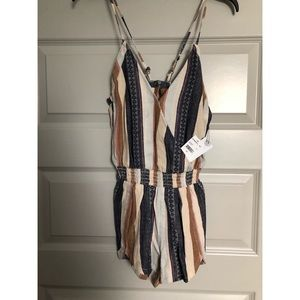 O'Neill Boho Romper- New With Tags- Size XS